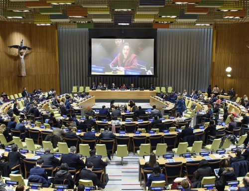 UN Climate Summit & Global Climate Strike: Rising to the climate challenge, an urgent health issue