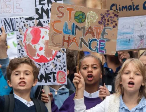 "RCPCH: ""Our view on air pollution and the climate emergency"""