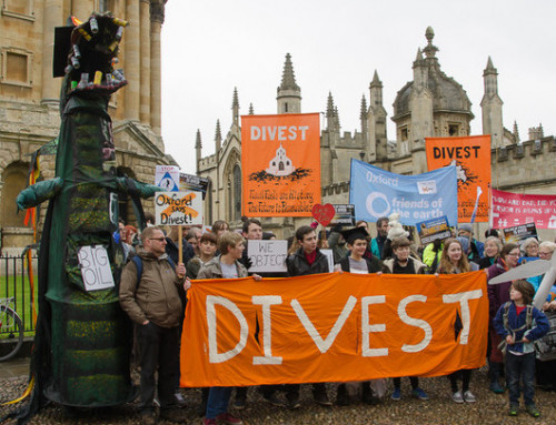 Briefing: Divesting your Health Organisation from fossil fuels